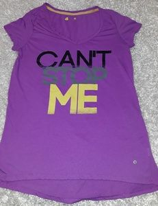 Womens xersion work out blouse